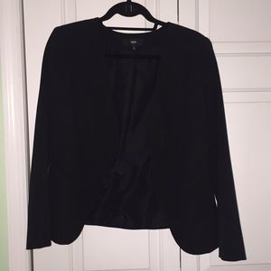 Perfect Open Front Blazer